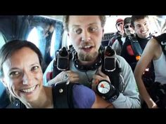 Leanne's Leap, Skydive Midwest