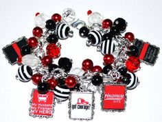 Hey, I found this really awesome Etsy listing at http://www.etsy.com/listing/158329841/firemans-wife-charm-bracelet-firefighter