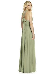 Dessy Collection Bridesmaid Dress 6760