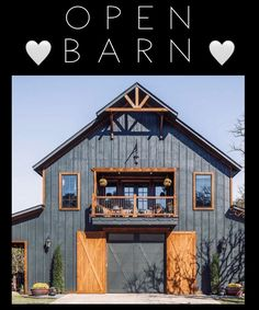 Barn Homes Floor Plans, Barn House Plans, Barn Plans, House Floor Plans, Metal Building Homes, Building A House, Barn House Design, Barn Apartment, Apartment Plans