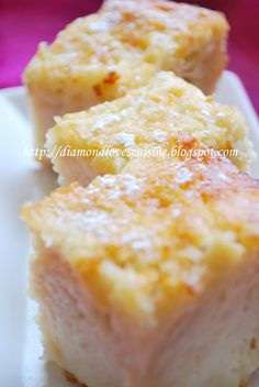Diamond Cuisine!: Prajitura cu lamaie din foi de placinta