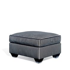 London Club Ottoman - Chairs / Ottomans - Furniture - Products - Ralph Lauren Home - RalphLaurenHome.com