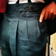Bespoke trouser