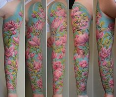 Holy crap!!! That's gorgeous but I know that hurt!!!