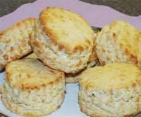 Scottish Recipes: Cheese Scones