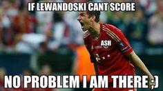 Jeśli Robert Lewandowski ma krótką niemoc strzelecką • Thomas Mueller strzela kiedy Lewandowski nie może • Wejdź i zobacz więcej >> #football #soccer #sports #pilkanozna #bayern #bayernmunich