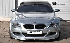 PRIOR-DESIGN PD550 Widebody Aerodynamic-Kit for BMW M6 [E63/E64] - PRIOR-DESIGN Exclusive Tuning