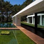 Bassin Maison design au Portugal