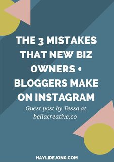 Struggling with Instagram? Tessa from bellacreative.co shares some of her best tips for bloggers and business owners to find success with instagram!