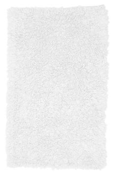 Add a touch of style to your bathroom with our flokati textured bath mat. Made from 100% cotton, this oversized mat is extremely soft, a treat for your feet.