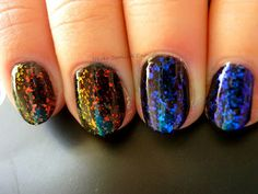 sephora flakies nail polish twinkle twinkle purple jewelry