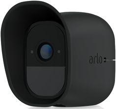 Open Box 3-Pack Netgear VMA4200B-10000S Arlo Pro Black Silicone Skins