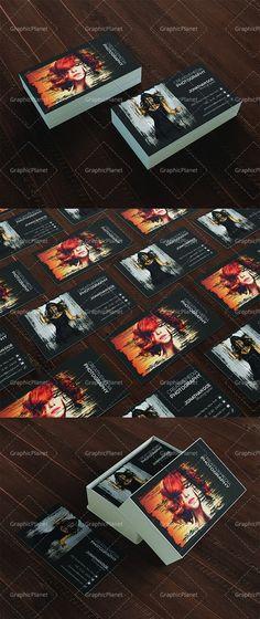Photographer Business Card Photographer Business Cards