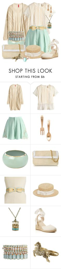 """""""The Haunted Carousel"""" by detectiveworkisalwaysinstyle ❤ liked on Polyvore featuring H&M, Chicwish, Forever 21, Buti, Kate Spade, Kreisi Couture, Soludos, Johnny Loves Rosie and Miso"""