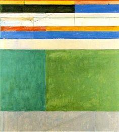 Richard Diebenkorn | Ocean Park Series