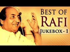 Best of Mohammad Rafi Songs - Jukebox 1 - Mohd. Rafi Top 20 - Evergreen Hindi Hits - YouTube