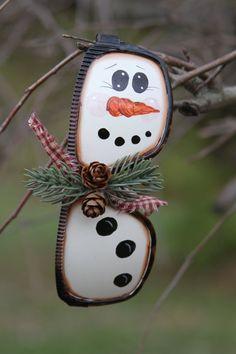 Snowman Sunglass Ornament by MeltYourHeartSnowmen on Etsy, $6.00
