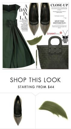"""""""Blackish Motion"""" by lucky-1990 ❤ liked on Polyvore featuring Giuseppe Zanotti, By Terry and Urban Decay"""