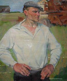 1960's 'Combiner', by Gennady Grishin (Vyksa, Nizhny Novgorod region 1932~2009)