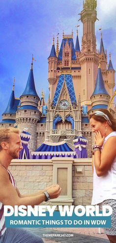 Now, we all know that Walt Disney World isn't just for children but how can you make the most out of your experience with your partner? We are sharing the most romantic things to do at Disney World so you can have the perfect couple's trip.   Disney World Planning I Disney World Tips and Tricks I Romantic Disney World I Romantic Disney World Restaurants I Disney for Couples I Romantic Disney World Resorts  #DisneyWorld #WaltDisneyWorld #bestofwaltdisneyworld #disneyworldorlando Disney Vacation Planning, Disney World Planning, Disney Vacations, Disney Trips, Walt Disney World, Romantic Destinations, Romantic Travel, Travel Destinations, Romantic Escapes