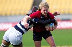 Kristina Illston attended Lincoln University on a rugby scholarship.