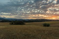 San Luis Obispo Sunset Santa Margarita, San Luis Obispo County, Morro Bay, Central California, Celestial, Sunset, Outdoor, Outdoors, Sunsets