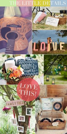 The little details for a Festival themed Wedding Wedding Set Up, Wedding Table Flowers, Wedding Music, Wedding Decorations, Wedding Ideas, Trendy Wedding, Disney Wedding Rings, Festival Themed Wedding, Outdoor Trees