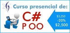 Curso de C# profesional con grupos reducidos