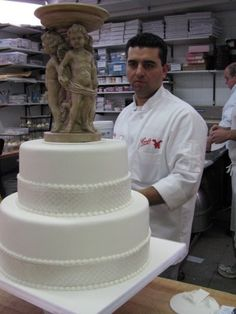 From the cake boss