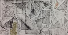 Collograph by Ines