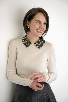 Actress Michelle Dockery of Downton Abbey, on changes in Season 4 | Daily News