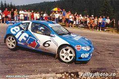 Renault Maxi Mégane - George Grigorescu - 64K049 - Rallye International de Roumanie 2002