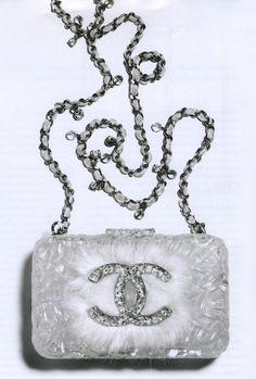 Chanel Fall 2010 Ice Cube Bag