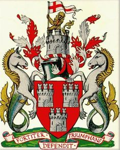 Coat of Arms | The Coat of Arms for Newcastle upon Tyne