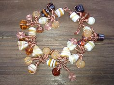 Pralines & Cream Bracelet