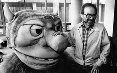A Loss! Please don't go. We'll eat you up. We love you so. . . . RIP,Maurice Sendak