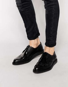 ASOS | Brothel Creepers in Leather  #asos #creeper #shoes