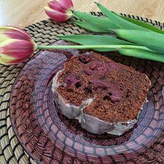 Carinas Food Blog: Baileys-Schoko Kuchen mit Kirschen