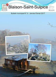 Blaison Blaison- -Saint Saint- -Sulpice Sulpice Bulletin municipal N° 5 – Janvier-Février 2017 SL