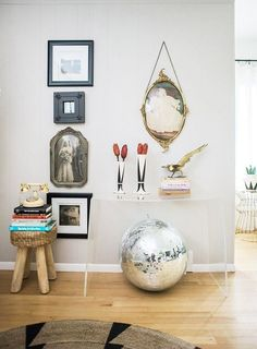 Bringing the Party Home: Disco Ball Decor | Apartment Therapy