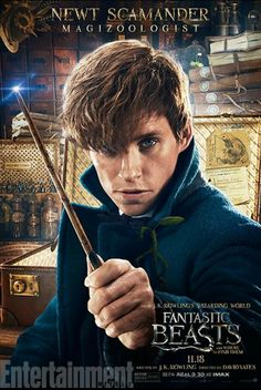Fantastic Beasts and Where to Find Them (Weekly Entertaiment)