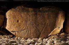 Knowth Site 1, Kerbstone K15