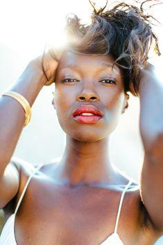 Model Shoot in Cape Town