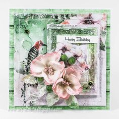 Birthday Cards, Happy Birthday, Scrapbook Pages, Scrapbook Layouts, Scrapbooking, Diy And Crafts, Paper Crafts, Flip Cards, Secret Places