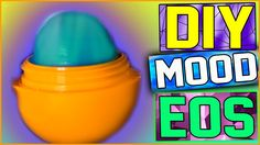 DIY Mood Changing EOS Lip Balm! Color Changing Lip Balm! | Wear Your Moo...