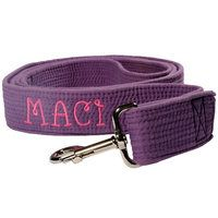 Embroidered Karate Belt Leash