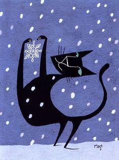 nevver:  Snow cat