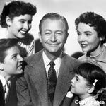 Father Knows Best 1954-60....It would go on to become a big hit on CBS and NBC, but the first season of 'Father''s transition from radio to TV earned such low ratings that CBS canceled it. A save-the-show campaign by viewers prompted a pickup by NBC, where the series thrived as a beloved and top-rated family sitcom until star Robert Young wanted to move on and quit the show.