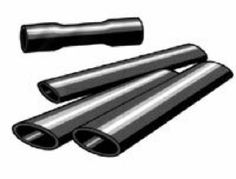 Clear Heat Shrink Tubing 2:1 Shrink Ratio - 3/16'' x 6'' 24 Pieces by SPC Technology. $14.57. Pro-power heat shrink tubing is made of cross linked thermally stabilized flame-retardant polyolefin making it useful for a variety of applications. Meets MILAMS-DTL-23053/5 Class 1 and 3 requirements.