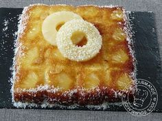 100%Gourmande . : Tablette ananas coco
